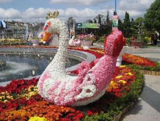 Đà Lạt quyết liệt xử lý nạn chặt chém tại Festival hoa 2013
