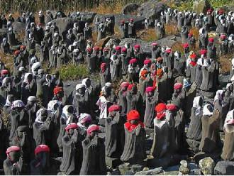 Địa tạng Bồ Tát ở xứ Phù Tang