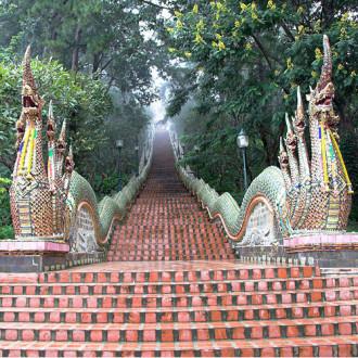 Đồi Doi Suthep ở Chiang Mai