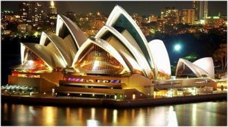 Du xuân nước Australia