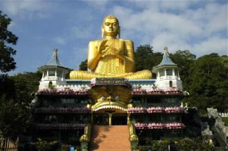 Hành hương Sri Lanka