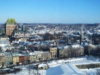 Lễ hội mùa đông lớn nhất thế giới ở Quebec, Canada