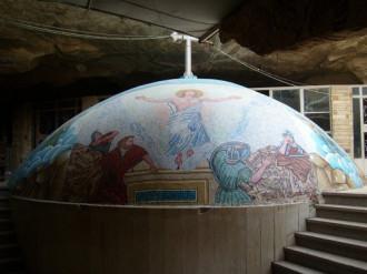 Nhà thờ trong hang đá của người Zabbale, Ai Cập