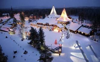 Những điểm đến hấp dẫn mùa Giáng sinh