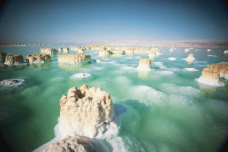 Những điều chưa biết về Biển Chết