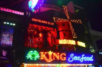 Những hình ảnh đêm ở Pattaya