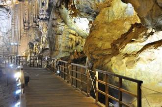 Quảng Bình đặt mục tiêu đón 1,3 triệu khách năm 2014