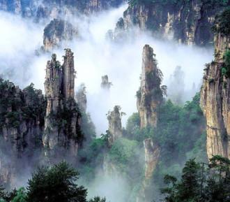 Sáu điểm đón xuân tuyệt đẹp ở Trung Quốc