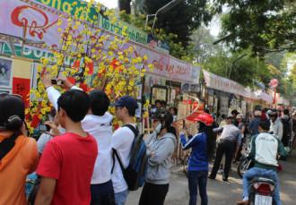 8 điểm du xuân tại Sài Gòn