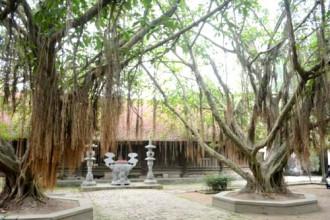 Bảo vật vô giá trong ngôi chùa cổ ở Bắc Ninh
