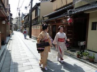 Bí ẩn bên trong 'quận Geisha' ở Kyoto