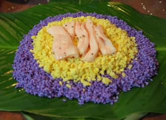 Cuộc trình diễn của 200 loại bánh dân gian Nam Bộ