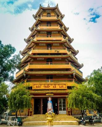Hành hương Sài Gòn qua những ngôi chùa nổi tiếng