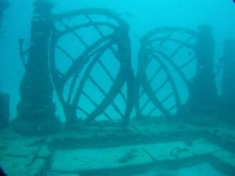 Nghĩa trang dưới lòng đại dương