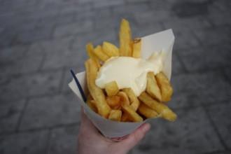 Những món ăn đường phố nổi tiếng ở Amsterdam