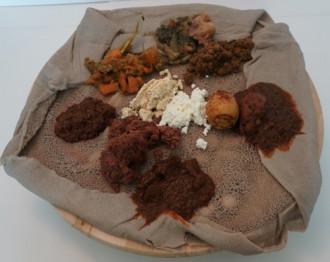 Bánh ngon truyền thống của Ethiopia