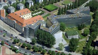Bảo tàng Do Thái lớn nhất châu Âu