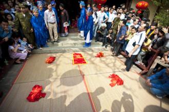 Cuộc thi thổi cơm ở làng Thị Cấm