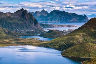 Đẹp ngỡ ngàng quần đảo Lofoten trên vòng Bắc Cực