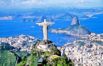Nam Mỹ với sắc màu kỳ vĩ