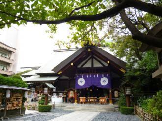 Những ngôi đền cầu duyên linh thiêng tại Tokyo
