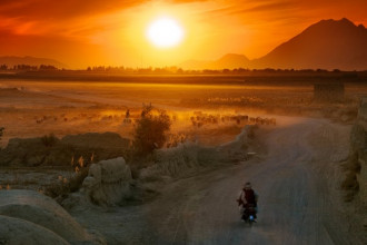 Những trải nghiệm bất ngờ tại Afghanistan