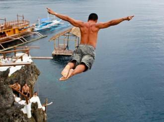 Ariel's Point và trải nghiệm biển từ vách đá dựng đứng
