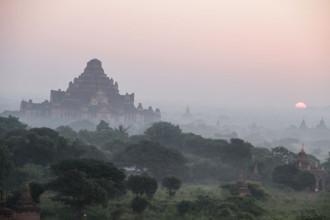 Huyền thoại về ngôi đền dang dở Dhammayangyi