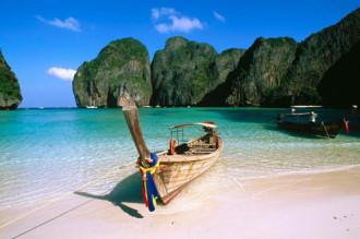 Krabi, điểm đến đang lên ở miền nam Thái Lan