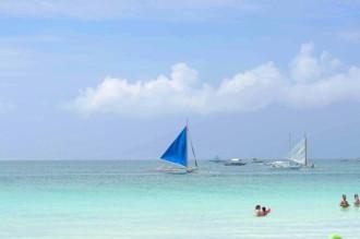 Thiên đường tình yêu tại đảo Boracay