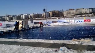 Truyền thống bơi lội giữa mùa đông ở Phần Lan