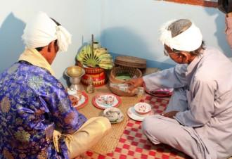 Tục cấm ân ái ba đêm sau cưới của người Chăm