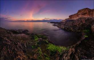 Vẻ đẹp của Crimea bên bờ biển Đen