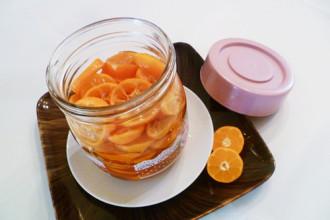 6 loại trái cây ngâm giải nhiệt mùa hè