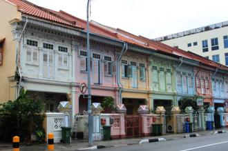 Đến Singapore khám phá văn hóa Peranakan