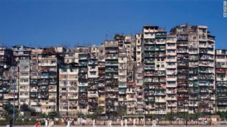 Hoài niệm về thành phố chật chội nhất thế giới