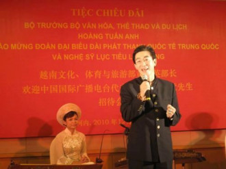 Lục Tiểu Linh Đồng muốn làm Đại sứ Du lịch Việt Nam