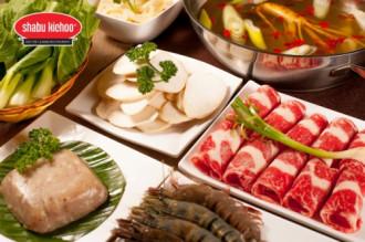 Những món ngon nên thử tại Shabu Kichoo