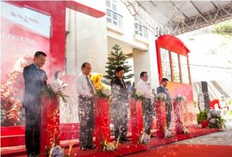 Tàu hỏa leo núi đầu tiên xuất hiện tại Việt Nam