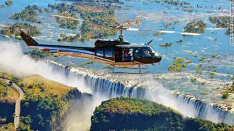 10 cách khám phá châu Phi ngoạn mục từ trên cao