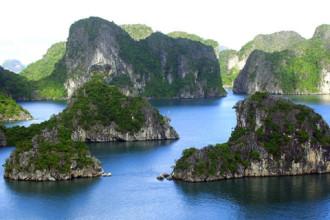 6 điểm đến tại Việt Nam hút hồn sao ngoại