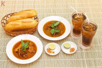Cà ri dê - món ngon đắt khách ở Sài Gòn