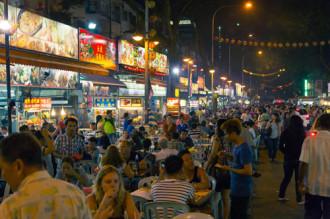 Cơm gà đảo tay cầm chính hiệu Malaysia