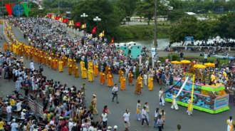 Đại lễ Phật Đản trên khắp thế giới