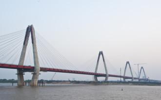 Đề xuất lập trung tâm du lịch 50 ha ven sông Hồng