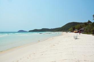 Đến Kiên Giang mùa biển gọi