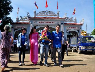 Điện Trường Bà ở Quảng Ngãi trở thành di tích quốc gia