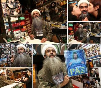 Khách du lịch nhầm Bin Laden mở bar ở Brazil
