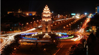 Khám phá 'vũ điệu đêm' ở Phnom Penh