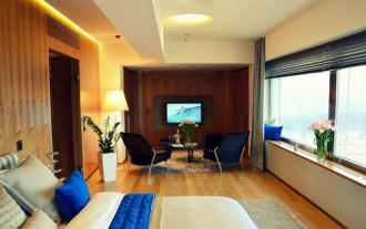 Những khách sạn chỉ có một phòng trên thế giới